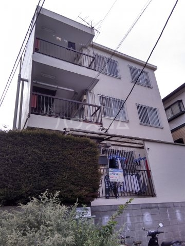 斉藤コーポ 2号棟 203号室のバルコニー