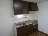 グリーンガーデン南 205号室のキッチン