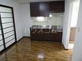 グリーンガーデン南 202号室の居室