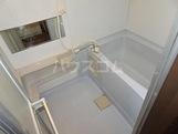 グリーンガーデン南 202号室の風呂