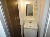 グリーンガーデン南 202号室の洗面所