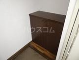 グリーンガーデン南 202号室の収納