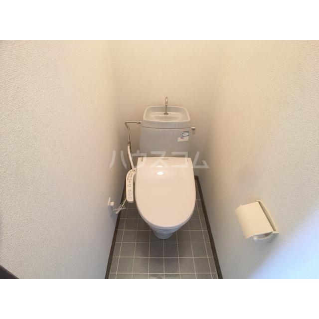 佐波ハイツ 101号室のトイレ