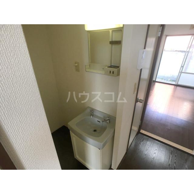 佐波ハイツ 101号室の洗面所