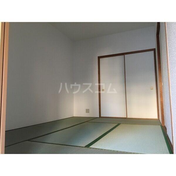 松重スカイマンション3の居室