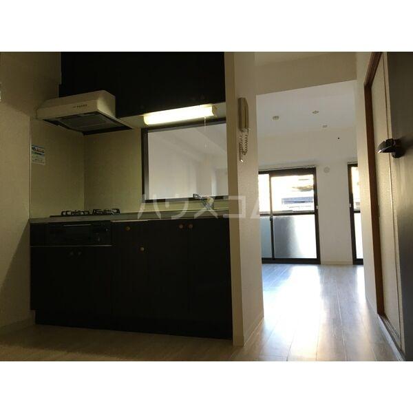松重スカイマンション3のキッチン
