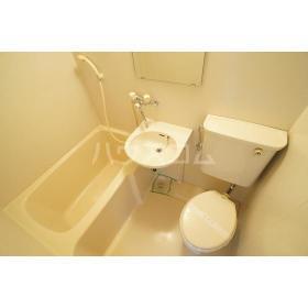 ラフォーレ相武台 205号室のトイレ