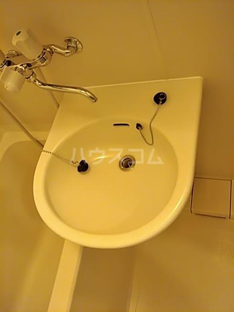 ベアバレーハウスの洗面所