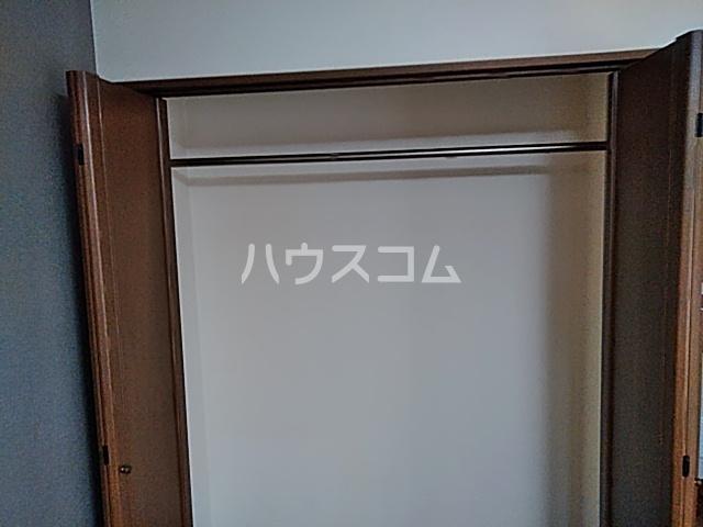 KEコーポ桃山 203号室の収納