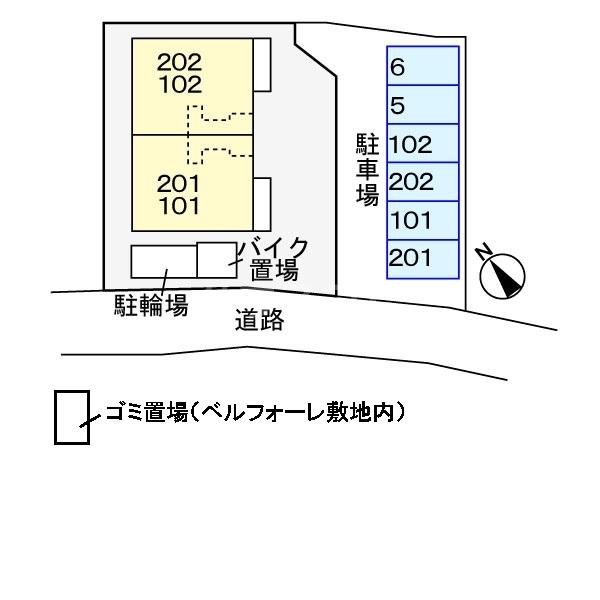 エスペランサⅠ 01010号室のその他