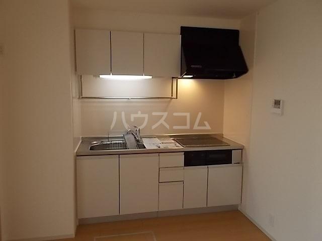 エスペランサⅠ 01010号室のキッチン