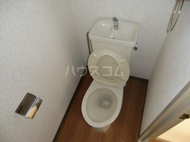 T-ハイム 103号室のトイレ