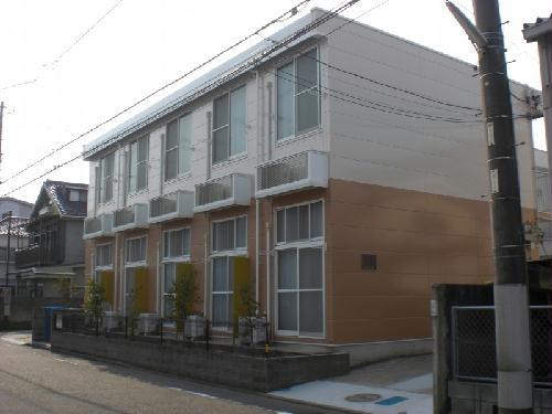 レオパレス沙羅 103号室の外観
