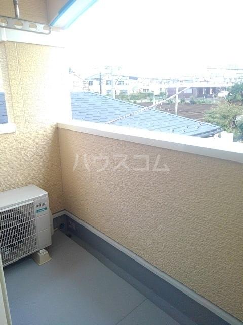 カルプ 02030号室のバルコニー