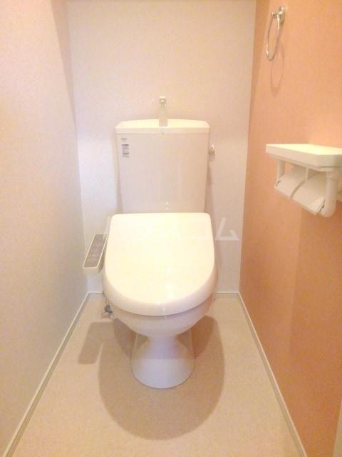 カルプ 02030号室のトイレ