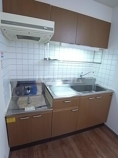エルパティオ 102号室のキッチン