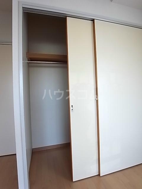 エルパティオ 102号室の収納