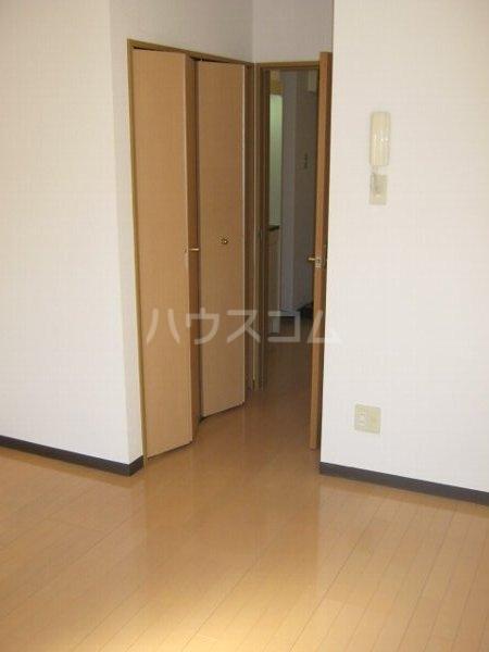 リブレア中部大学 A203号室の収納