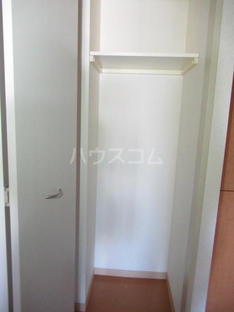 CLAIR 201号室の収納