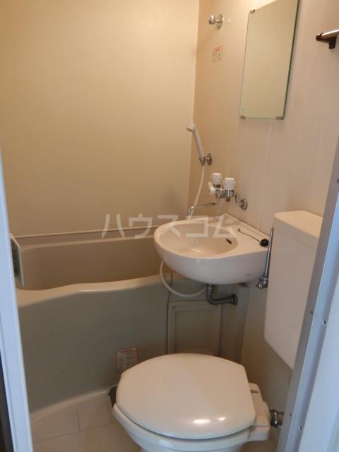 インペリアル 1-201号室の風呂