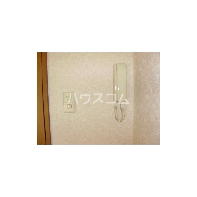 マーメイド湘南 205号室のセキュリティ
