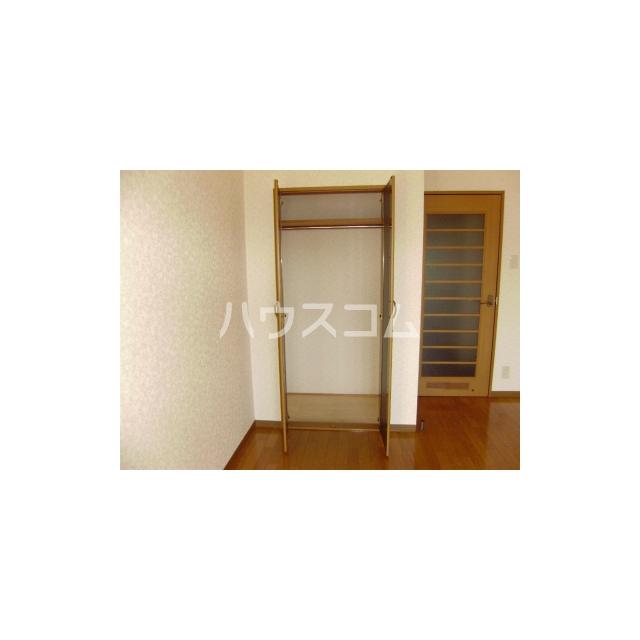 マーメイド湘南 205号室の収納