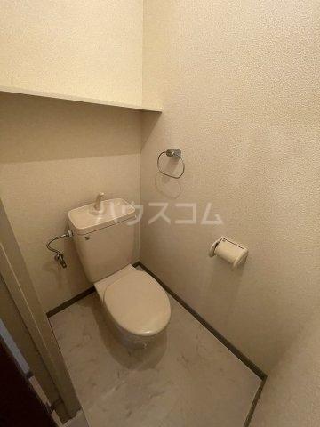 ラルジャンC館 303号室のトイレ