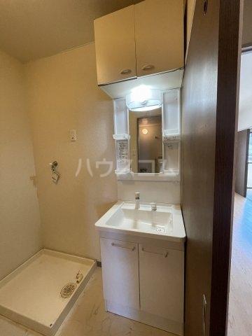 ラルジャンC館 303号室の洗面所