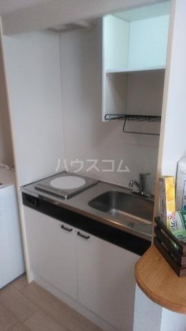ザルツブルグ 202号室のキッチン