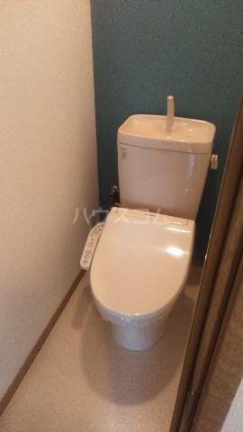ザルツブルグ 202号室のトイレ