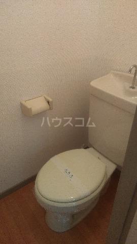 コーポトヨハラ 101号室のトイレ