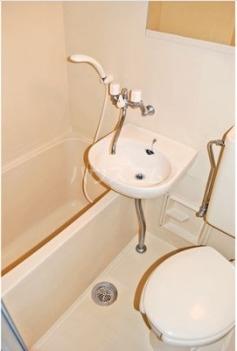 フェニックス国分寺 601号室の風呂