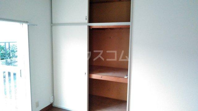 コミュニティープラザE 103号室の収納