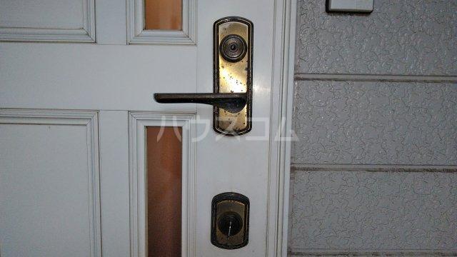 コミュニティープラザE 103号室のセキュリティ
