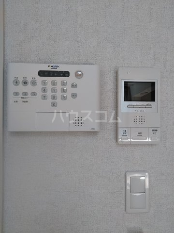 サイドパーク 02070号室のセキュリティ