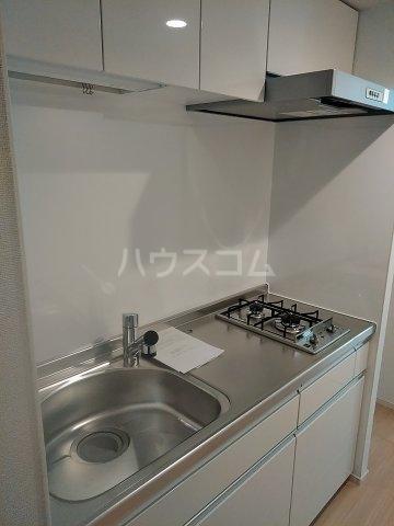 サイドパーク 02070号室のキッチン