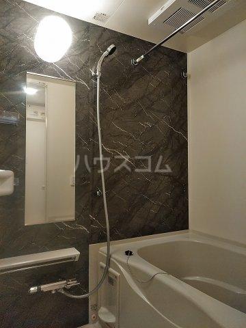 サイドパーク 02070号室の風呂