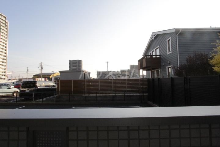 あいりす浄水 1-F号室の景色