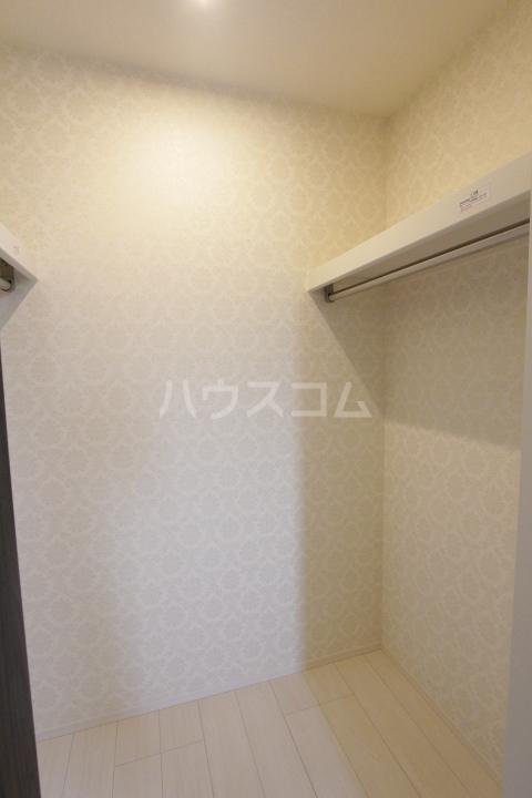 あいりす浄水 1-F号室の収納