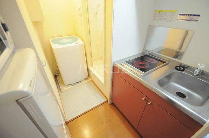 レオパレス西蔵前2 102号室の洗面所