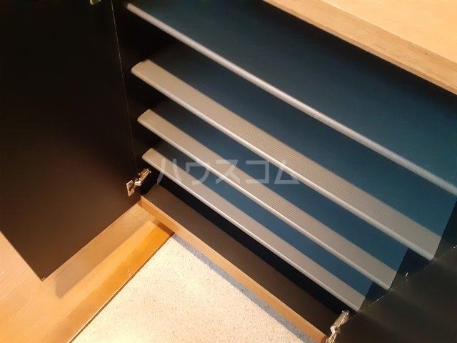 サン・セドル 201号室の景色