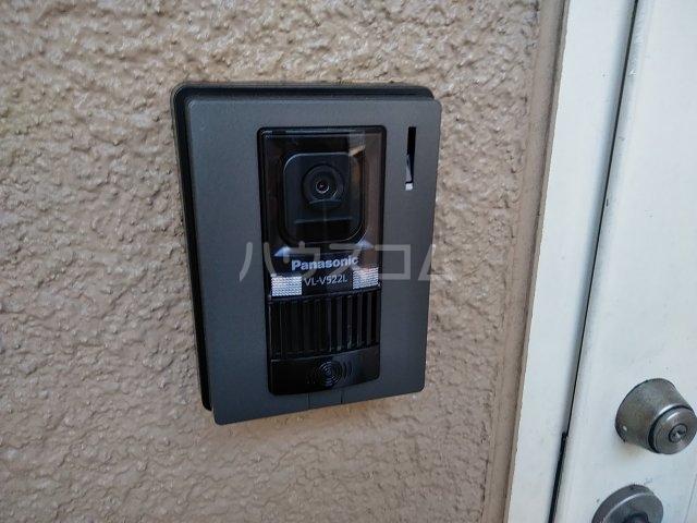 クレスト陽光台 D棟 103号室のセキュリティ