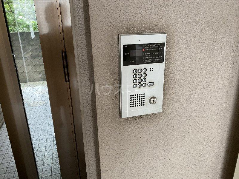 サンライズ蒲田 303号室のセキュリティ