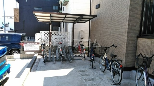 D-room松葉 105号室のセキュリティ