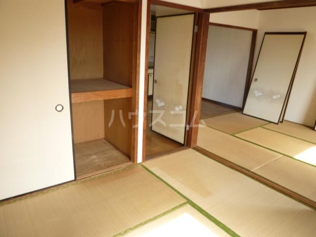 コーポ栄 201号室の収納