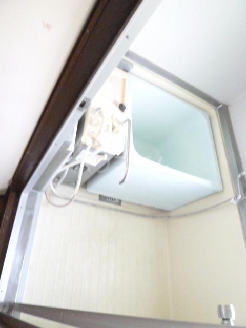 コーポ栄 201号室の風呂