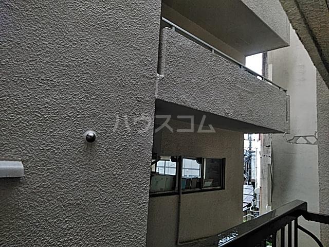 東和マンション 203号室の景色