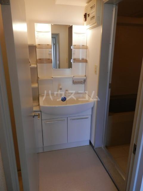 ロイヤルシャトー船橋 205号室の洗面所