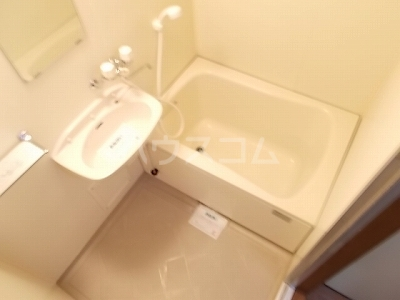 リバーサイド 02020号室の風呂