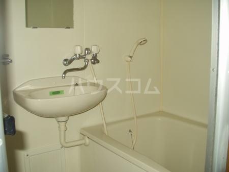 リバーサイド 02020号室の洗面所